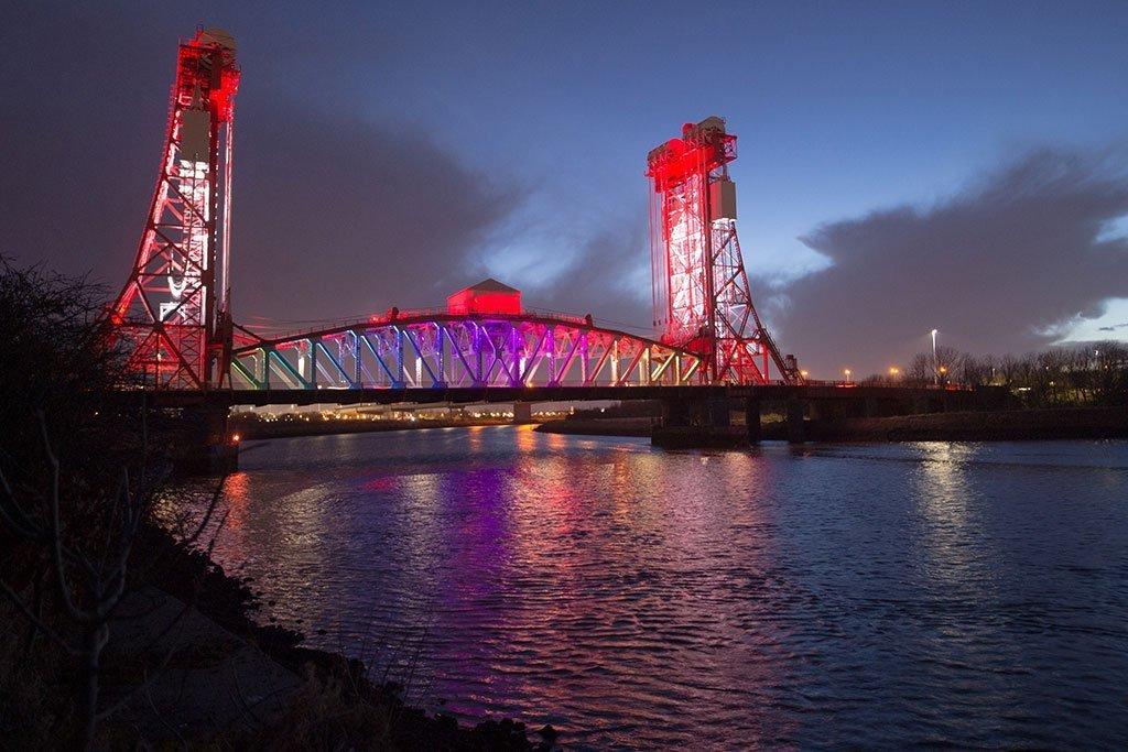 Newport Bridge 1
