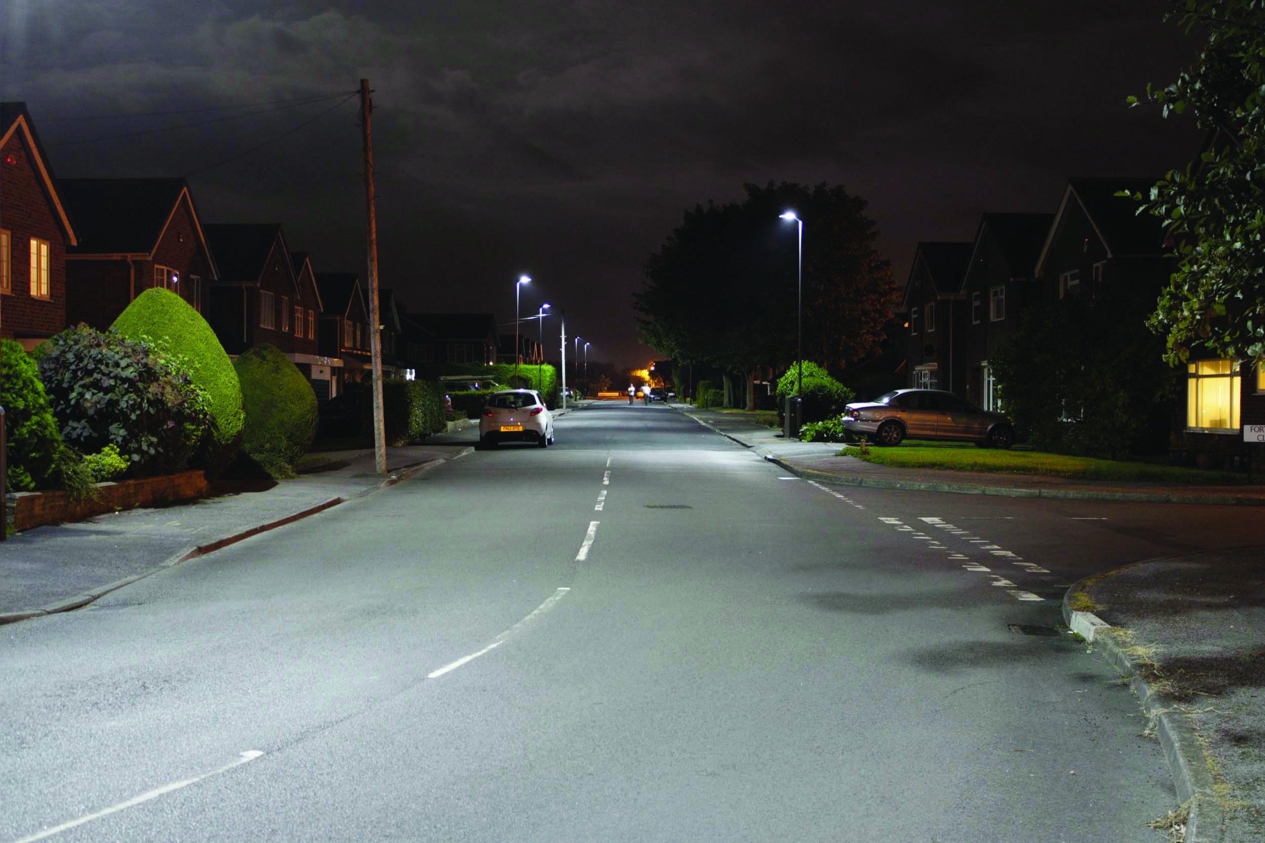 P41 - Street lighting update - BEFORE